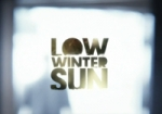 Low Winter Sun